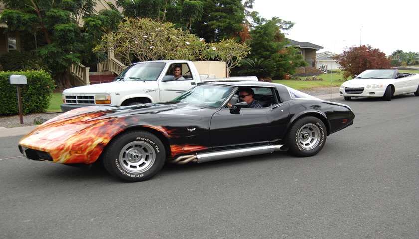 1978 Corvette Vehicle Car Wrap