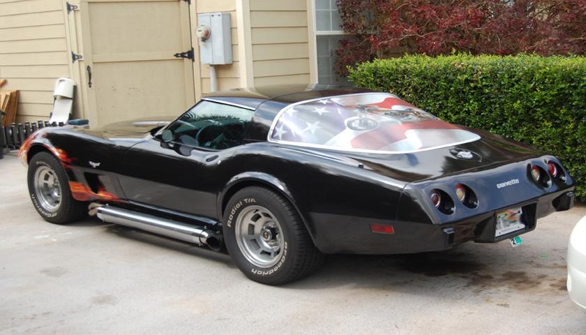 car wrap corvette - photo #34